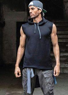 Isn't Enrique handsome