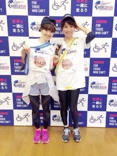 2015年5月3日(日・祝)に開催された 『Wings for Life World Run』にAneCanランニング部で参加してきました。 第2回目となる大会、日本では初開催です。