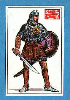 ARMI E SOLDATI - Edis 71 - Figurina-Sticker n. 132 - GUERRIERO ARABO -Rec