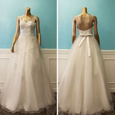 17 Best RTW Wedding Dress by Camille Garcia_Blush Collection