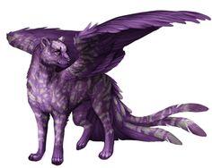 big cat with wings - Google zoeken