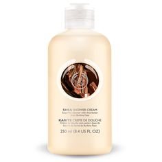 Shea Shower Cream - Spoil your skin with a moisturizing, soap-free cleanser full of rich, creamy, skin-softening lather and a classic, clean scent.