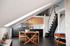 อพาร์ทเม้นท์ขนาดเล็ก Small Apartment in Stockholm