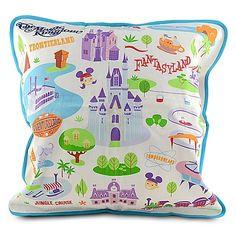 Magic Kingdom - Shag 40th Anniversary Collection Pillow Sham