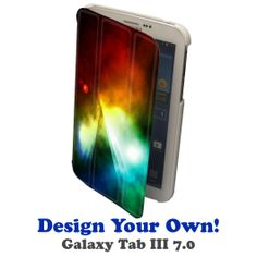 Your Design! Samsung Galaxy Tab III (3) 7.0 #FlipSide