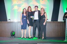 Devon Tourism Awards 2016 - Bronze Accolade presented by Jo Pavey