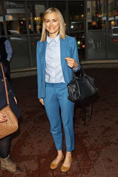 Taylor Schilling Casual Style