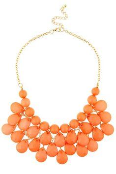 Monique Leshman Rio Necklace by Big & Bold: Necklace Shop on @HauteLook
