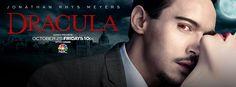 NBC's Dracula promo banner