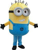 How awesome is this costume! Minions Costume.#halloween #minions #costume