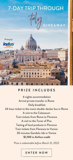 Places To Travel, Places To See, Travel Destinations, Win A Trip, Day Trip, Dream Vacations, Vacation Spots, Bravissimo, Italy Travel
