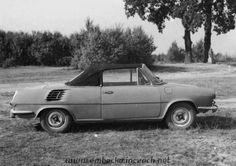 V roku 1961 vznikol prototyp verzie cabriolet  s plátennou strechou. Vyrábať sa nikdy nezačal. Problémom bola najmä nízka tuhosť karosérie.