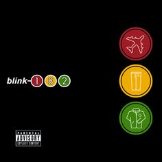 Blink 182 Take Off Your Pants and Jacket. Love the album cover and use of graphic symbols Back To Black, Nlink 182, Blink 182 Albums, Workout Songs, Pop Rock, Great Albums, Music Albums, Rock Style, Vinyl Records