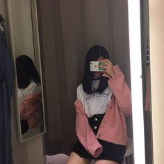 Find images and videos about girl, ulzzang and kfashion on We Heart It - the app to get lost in what you love. Korean Aesthetic, Aesthetic Girl, Aesthetic Clothes, Girl Photo Poses, Girl Photography Poses, Girl Photos, Ulzzang Girl Fashion, Ulzzang Korean Girl, Ft Tumblr