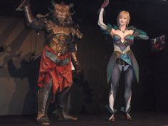 Guild Wars cosplay