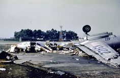 Chicago Midway Airport - Braniff Crash of 1955