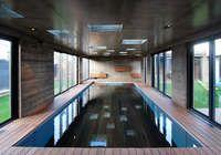 Concrete Swimming pool   SKP Architecture