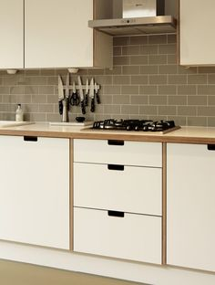 Birch Ply Kitchen by Matt Antrobus