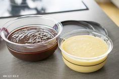 Eine Ganache eignet sich gut als Torten- oder Pralinenfüllung, als Creme für Cakepops oder auch als Topping für Cupcakes. Je nach Verwe...
