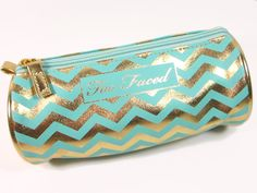 I got this makeup bag from Claire\'s! Great message and it\'s so ...