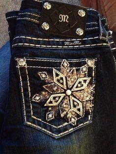 My new miss me jeans #MissMe #MissMeJeans
