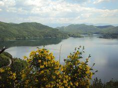 lake Kruscica on nature park Velebit, Croatia