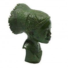 Shona Stone Sculpture - Chief's Wife