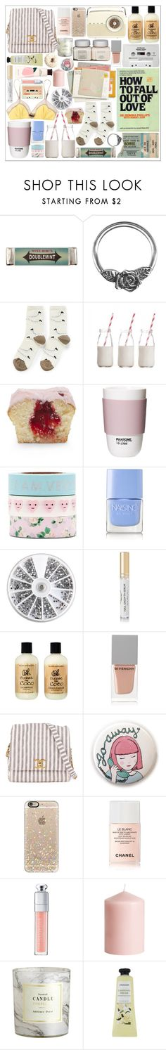 """""""I'm still working out my generation..."""" by marabellax ❤ liked on Polyvore featuring She's So, Miss Bibi, Hansel from Basel, Dress My Cupcake, ROOM COPENHAGEN, CASSETTE, 3.1 Phillip Lim, Nails Inc., Lauren B. Beauty and Givenchy"""