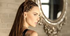 10 Trenzas Mágicas de Belinda ♥  #belinda #CoronadeTrenzas #diadea #DiademadeTrenza #PeinadoconTrenzas #rubia #rubio #trenza #TrenzaHipster #TrenzaRockera #trenzas #TrenzasenPeinado