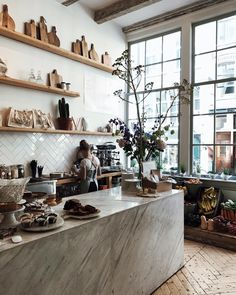 "Pluk, Amsterdam. ""Best cake in town."" Photo: @mressentialist on Instagram. #cafe #coffeeshop #coffeebar"