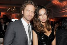 It's been reported that Gerard Butler is dating Romanian supermodel Madalina Ghenea. The brunette bombshell isn't new to dating Hollywoo. Gerard Butler, New Girlfriend, Gossip News, Me On A Map, Celebrity Pictures, Supermodels, Girlfriends, Celebrities, British Artists