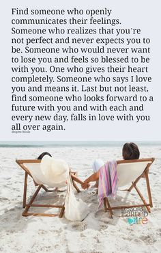 Lessons Learned in Life | Someone who would never want to lose you.