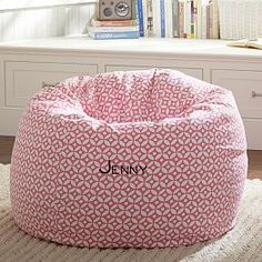 Pink Petal Dot Beanbag Petal Dot Pink Beanbag, for reading nook Big Bean Bags, Pb Teen, Area Rugs For Sale, Teen Bedding, Pink Petals, Pottery Barn Teen, Reading Nook, Furniture Sale, Favorite Color
