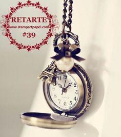 RETARTE 39 INSPIRADAS EN EL TIEMPO