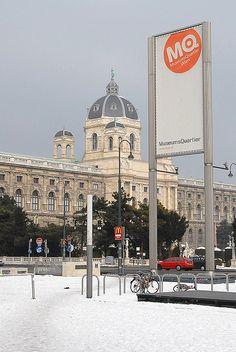 Museumsquartier, Vienna (museums district)