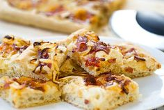 Southern-Style Focaccia — Recipe from Bunkycooks
