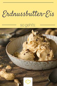 Erdnussbutter-Fans aufgepasst: Dieses Eis ist nur für euch!