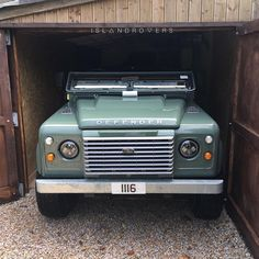 "272 Likes, 4 Comments - CY2010 (@islandrovers) on Instagram: ""Breaking cover for the weekend! #gnarlyrover #landrover #defender #softtop #v8 #adventure…"""