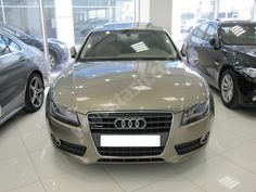 Audi A5 2.0 T FSI quattro S-tronic ERTEMEL'DEN 2011 A5 TFSİ QUATTRO-HAFIZA-KEYLESS GO-BANG OLUFSEN