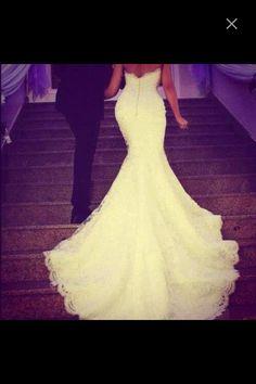 robe sirène