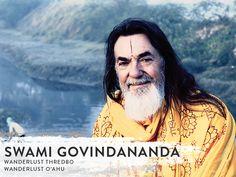Join Swami Govindananda at #Wanderlust2016 Thredbo + O'ahu!