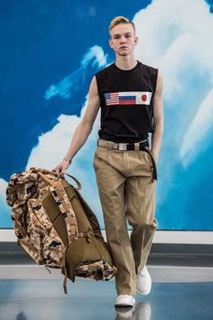 Gosha Rubchinskiy Fall 2018 Menswear Collection Photos - Vogue