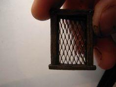 миниатюрный домик как сделать