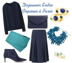 Dressing For A Day In Paris - Tish Jett