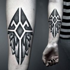 Forearm by Kamil Czapiga | Tattoo No. 12275