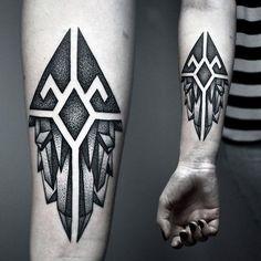 Forearm by Kamil Czapiga | Tattoo No. 12275