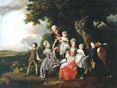 1769. Johann Zoffany