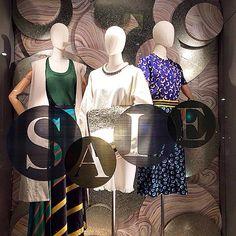 """TOMORROWLAND,Shibuya, Tokyo, Japan, """"Summer Sale Now On"""", pinned by Ton van der Veer"""