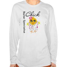 Nurse Specialist Chick v2 T Shirt, Hoodie Sweatshirt