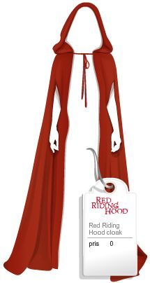 Sweet With Street: Free Red Riding Hood Cloak                                                                                                                                                                                 More